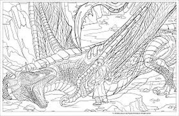 Harry Potter Dragon Coloring Pages Harry Potter Coloring Pages