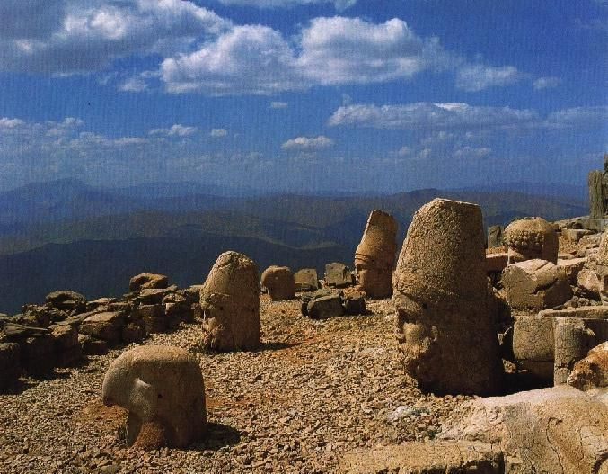 Here is the 1st part of 50 Must See Places in Turkey. we are sure that you will reconsider your travel plans for this year.  To see the second part of:50 Must-See Places in Turkey! Part 2please click here. Here we go : 1-NEMRUT: Place of Giant Sculptures  Nemrut is an ideal place for history fans. It locates in Kahta town of Adıyaman. In this area there is a national park which includes traces of Kingdom of Commagene an ancient civilization. There are gravestones and giant sculptures of…