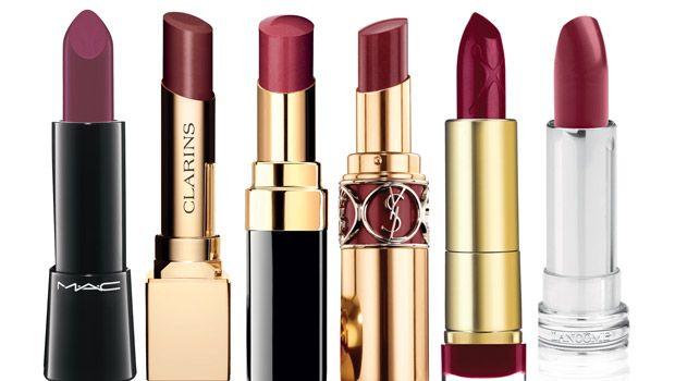 Dut kırmızısı dudaklar #3