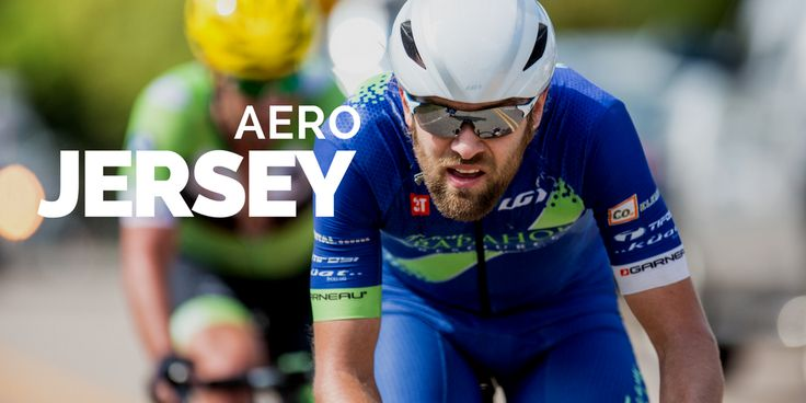 Everyone gains from being more aero.  We all want to be faster.  The Aero Jersey is as comfortable as it is fast.  The shoulders are pre-shaped for improved aerodynamics and a perfect, close fit.  The build of the jersey adapts to the natural contours of the body with no excess material flapping in the wind.  The elimination of a standard hem at the sleeves lessens wind resistance.  The fabric is treated with coldblack®️ that allows the heat to be reflected and prevents overheating, an
