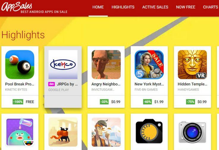 Ini Aplikasi Pencari Game Gratis di Android dan iOS