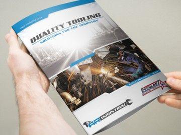 AR Industrial Catalogue Design