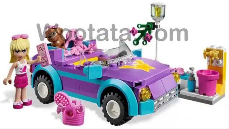Mainan Anak Cerdas Lego Bela Friends 10167
