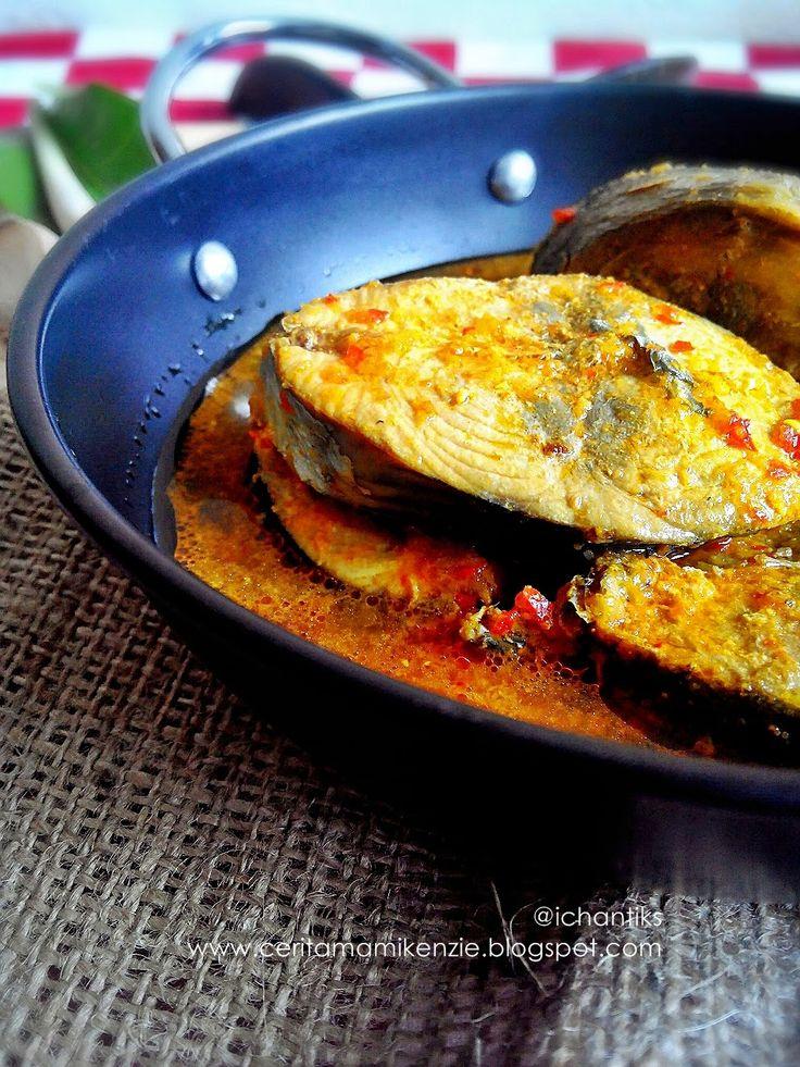 Resep Asam Padeh Ikan Tongkol   Cerita Mami Kenzie