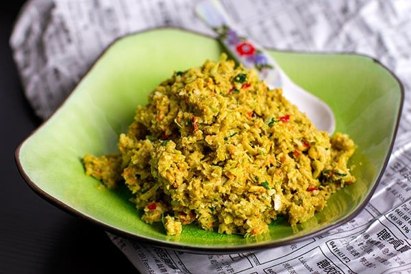 Paleo Thai Curry Paste - Perfect For Laksa