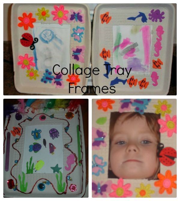 Collage Tray Frames