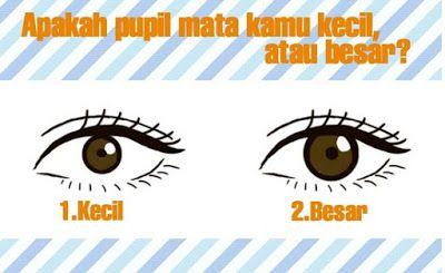 Arti 2 Bentuk Mata Kecil Dan Besar Bisa Mengungkapkan Kepribadian Kamu Dan Cara Membacanya