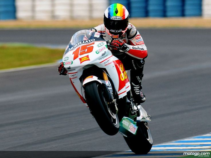 15 / Jarvis Varnado: Moto GP In Action Wallpapers