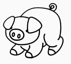 Les 26 meilleures images du tableau 3 petits cochons sur - Coloriage les trois petit cochons ...