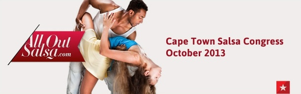 Annual International Salsa Festival in Cape Town South Africa.
