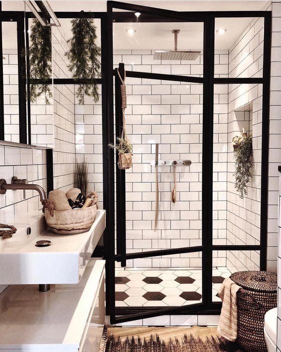Stoer sanitair: de basis voor een industriële badkamer!