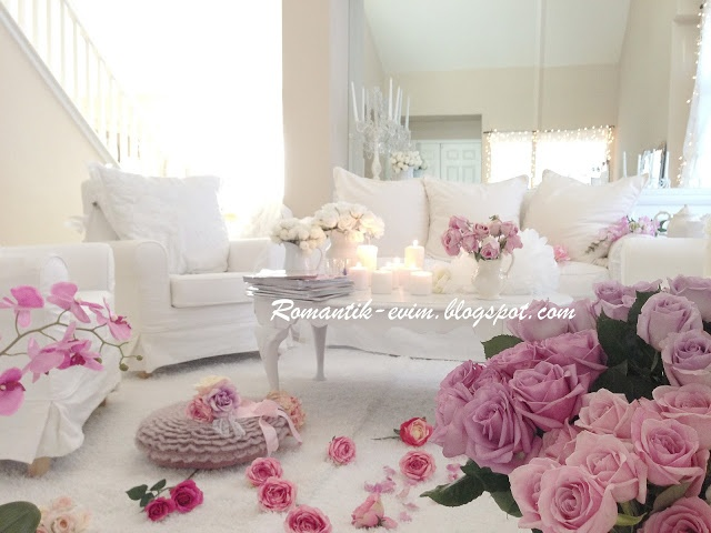 1000 Ideas About Romantic Living Room On Pinterest