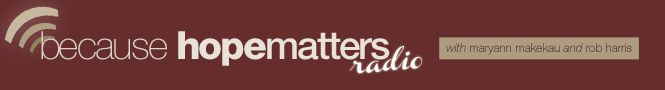 Finding Hope with Advanced Cancer - A Survivor's Story May 20th at 7PM EDT by Because Hope Matters Radio   Blog Talk Radio