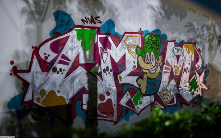 Graffiti Art by Crim / Jeju-si / Walls Graffiti. Sit back and enjoy the selection of vandalized surfaces from your hometown.