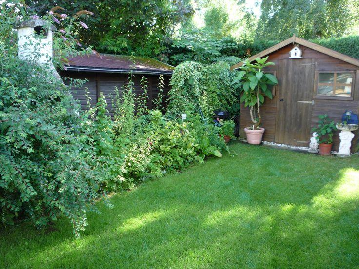 26 besten Unser kleiner Doppelhaushälften-Garten Bilder auf ...