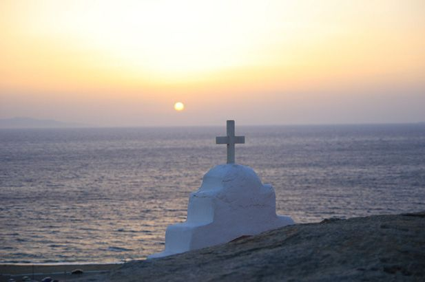 Mykonos: Dazzlingly white and windswept, with superb sandy beaches, blue-domed churches, & windmills. #FiveStarGreece #LuxuryVillas #HolidayMatchmakers