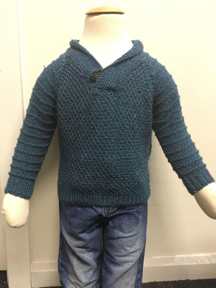 Children'S Owl Sweater Pattern 80