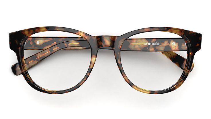 Cheap Monday glasses - TTL GLASSES- My next glasses yo.