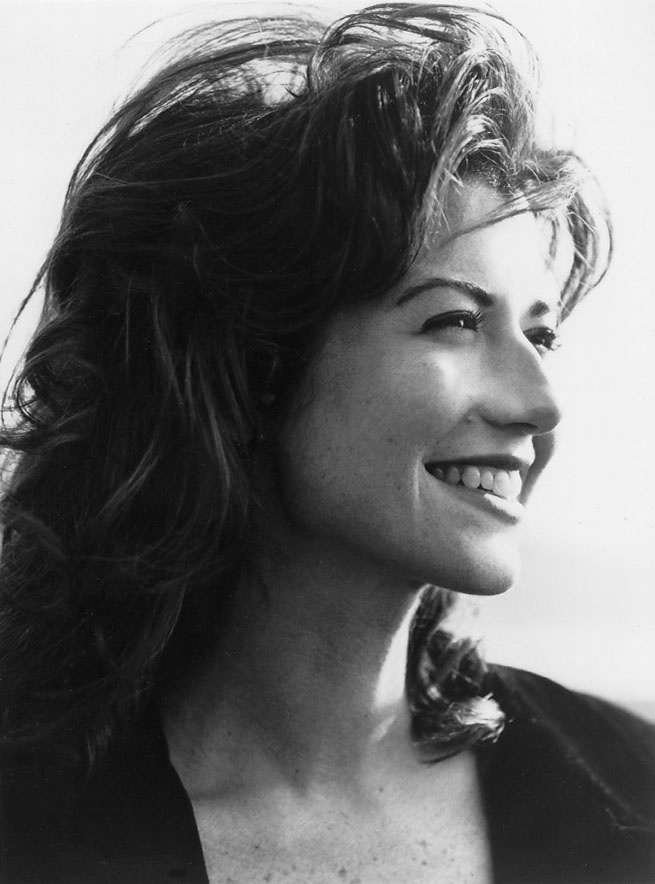 Amy Grant. What can I possibly say about her?