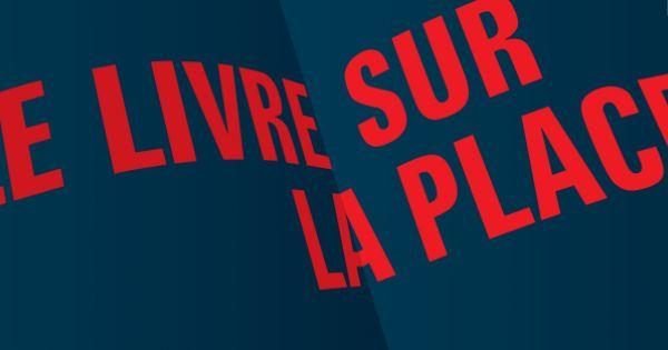 La 37e édition du Livre sur la Place à Nancy aura lieu du 11 au 13 septembre, sous la direction de Daniel Picouly. Le jury du Prix des libraires de la ville et des journalistes du Point,
