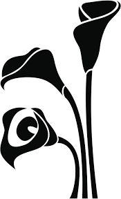Resultado de imagen para stencil flores                                                                                                                                                      Más