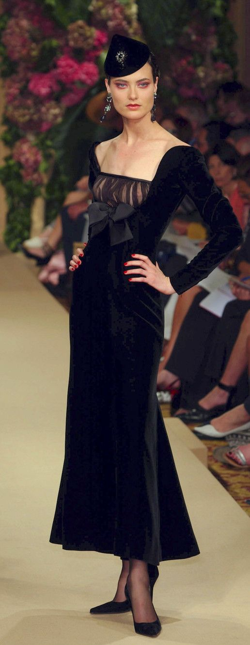 2001 Yves Saint Laurent♛ ♛~✿Ophelia Ryan ✿~♛                              …