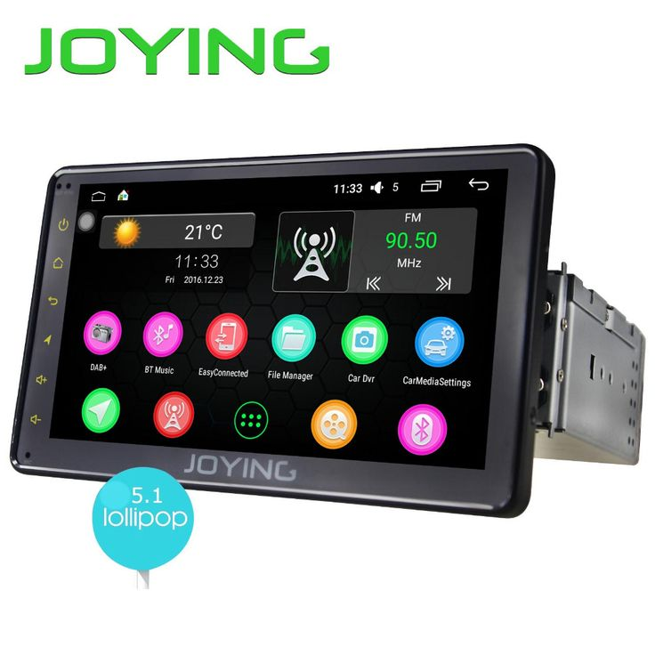 """Latest 2GB Single 1 DIN Android 5.1 Car Radio 7"""" HD touch screen steering-wheel auto video Stereo Quad Core Head Unit GPS player"""