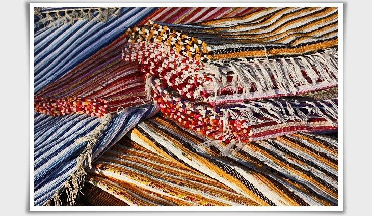 Rag Rugs made in Slovakia