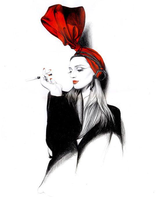 Caroline Andrieu Fashion Illustration (21)