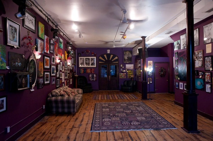 Check out The Living Room in Downtown Stroudsburg PA