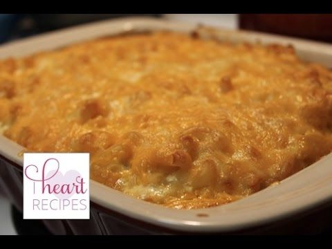 Southern Baked Macaroni and Cheese Recipe | I Heart Recipes