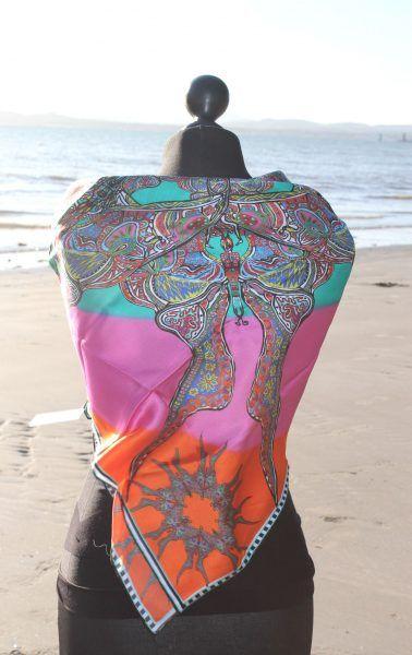 Butterfly Circle - Rita White