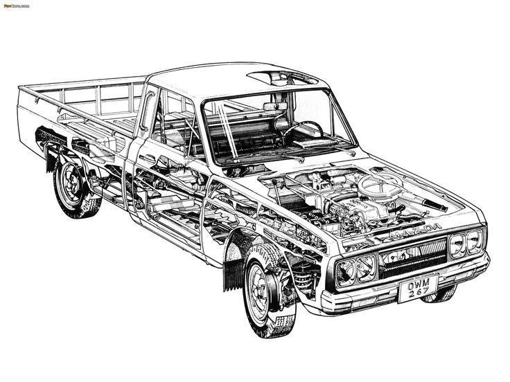 Mazda Proceed 1965–71