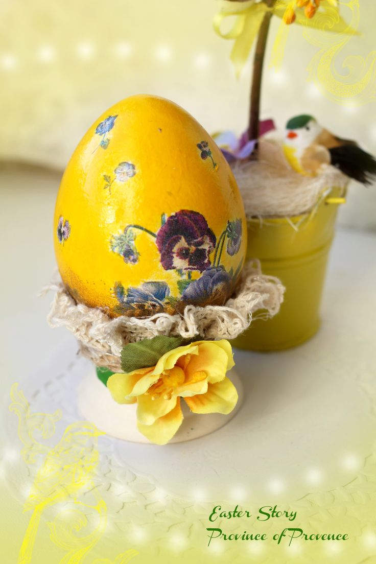 Easter decor http://vk.com/provinceprovence