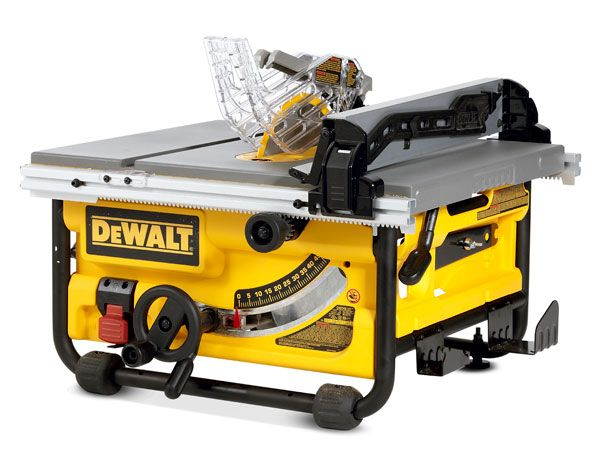 Portable Table Saw Reviews - We Test 11 to Find the Best - Popular Mechanics