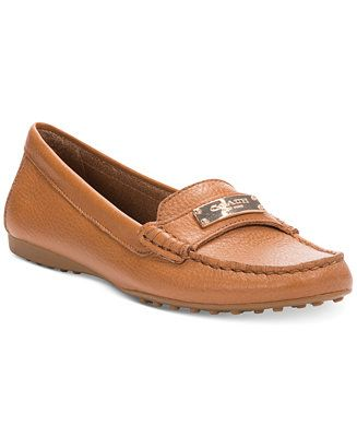 COACH Fredrica Loafer Flats - Flats - Shoes - Macy's