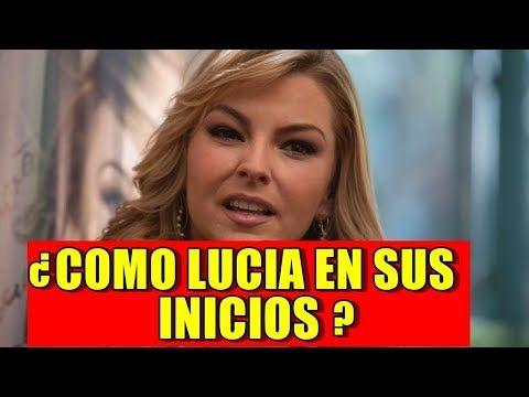Sale a la luz IMPRESIONANTE VIDEO de Marjorie de Sousa CÓMO LUCÍA en SUS INICIOS - YouTube
