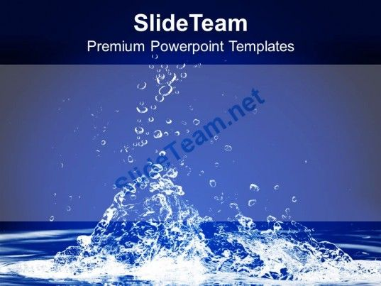 1450 best Abstract Powerpoint Templates Themes Backgrounds images - water powerpoint template