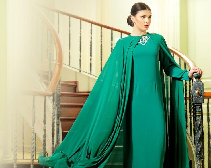 Puane 2015 Tesettür Abiye Modelleri