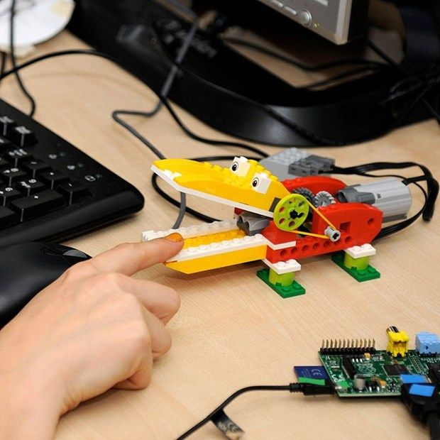 Coding for kids is as easy as Pi (Wired UK)