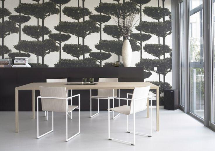 Arco slim tafel de donjon meubelen eindhoven
