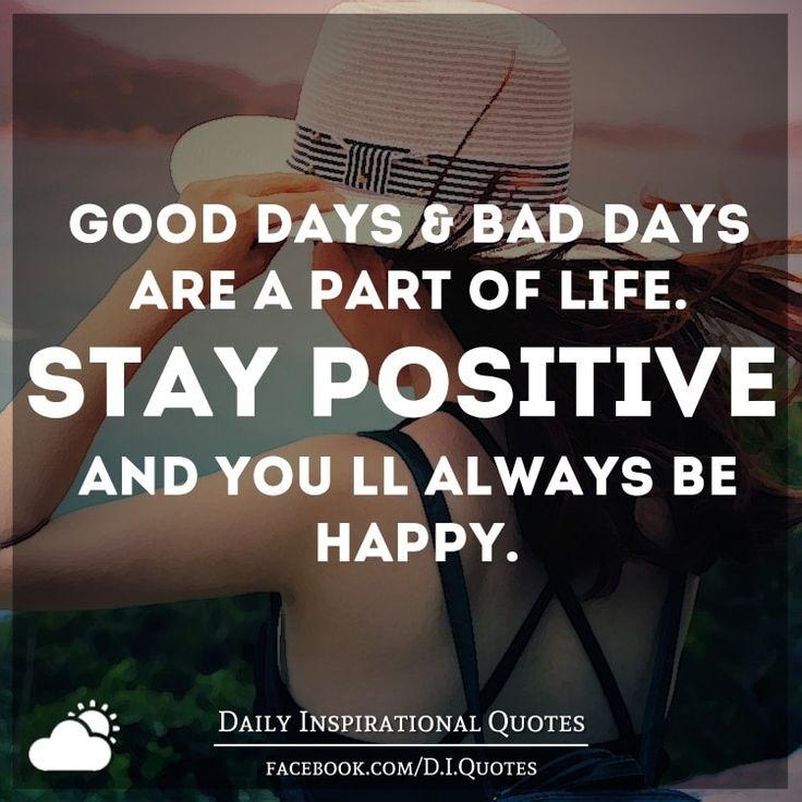 Best Part Of The Day Quotes: The 25+ Best Stay Positive Quotes Ideas On Pinterest