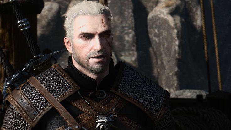 Gry Wideo - Wiedźmin 3: Dziki Gon  Geralt Of Rivia Tapeta