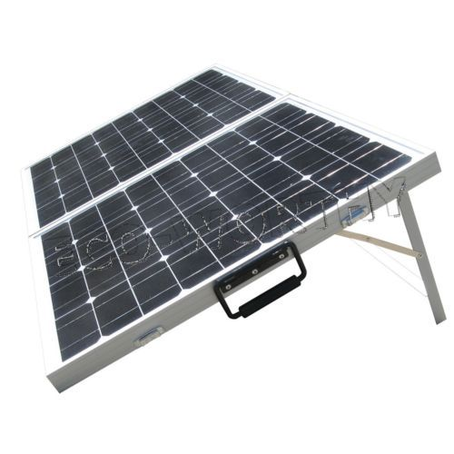 80W-100W-120W-Portable-Folding-Solarmodul-Photovoltaik-Solarpanel-12V-RV-Boat