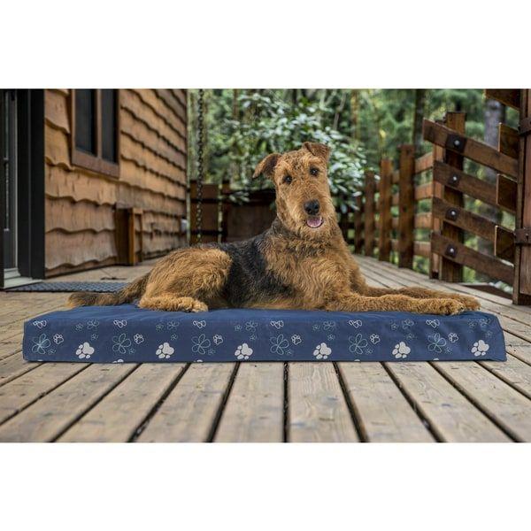 FurHaven Garden Indoor/Outdoor Deluxe Cooling Gel Top Pet