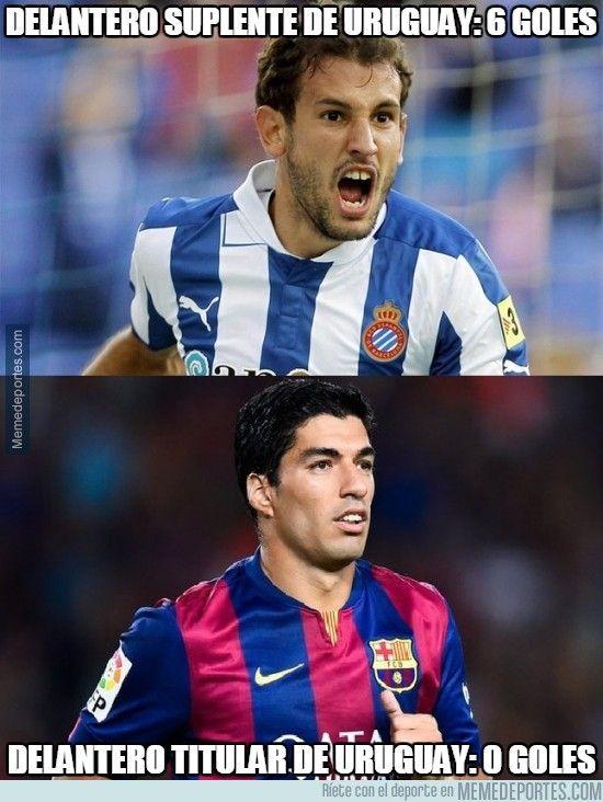 423704 - La lógica de la selección de Uruguay