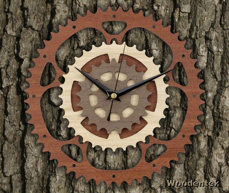 Handmade Gears Clock in wood / Bike Clock / Bicycle Clock / Motorcycle Clock.   Worldwide Shipping. Available in:  www.woodentek.etsy.com …. #Bike #Gear #Bikes #Cyclist #Bicycle #Cyclocross #Moto #Motorbike #Motorcycle #Biker #Cycle #Bikers #Cyclelife #MotorSport #BirthdayGifts #MothersDay #FathersDay #Artisan #Giftforme #GiftGiving #Gifts #GiftsIdeas #Christmas #WishList #Giftformen #Giftforher #homedecor #WallClock #fanart #holiday #holidaygifts #giftguide #present #xmas #giftshop