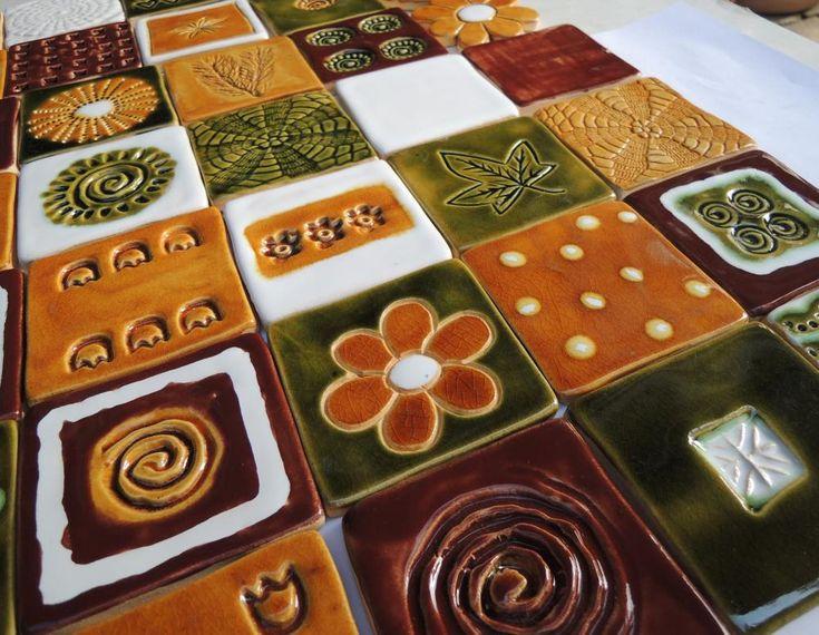 Keramika - obkladačky vo vidieckom štýle III. - 2298523