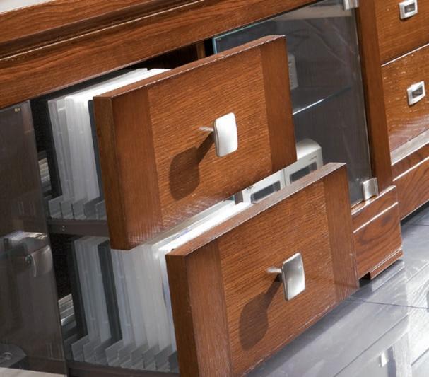 Una muestra más de la importancia de los detalles y el acabado en las manos expertas de un artesano. // Another example of the importance of details and finishing in the expert hands of an artisan.