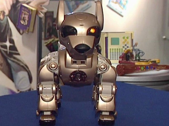 Robots, monsters and rocking horses - History (1,2)
